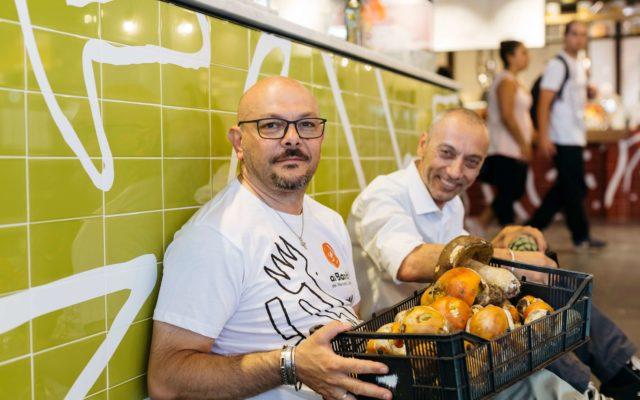 """Ai Banchi Del Mercato Centrale"" Food Court At I Gigli Mall_Florence, Italy"